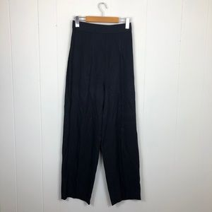 Vintage Wide Leg High Waisted Trousers Sz 26